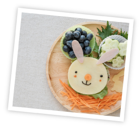 cute food for toddlers