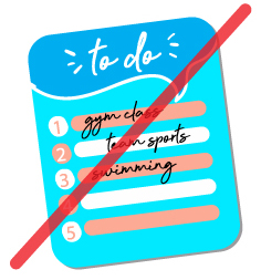 too many to-do list for toddlers